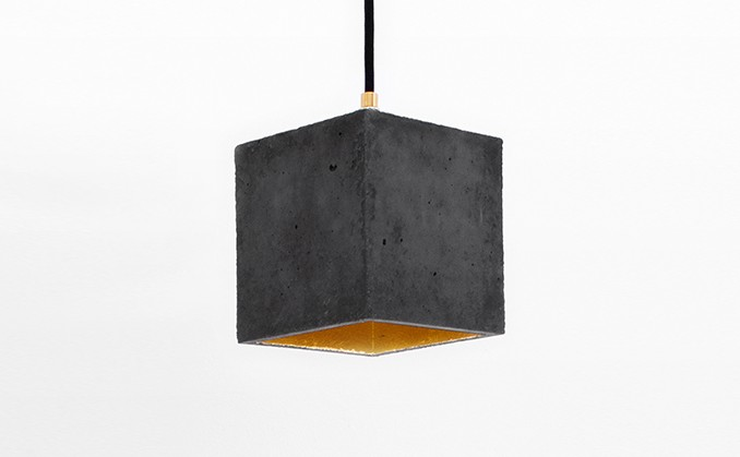 Boxo Dark Pendant Light