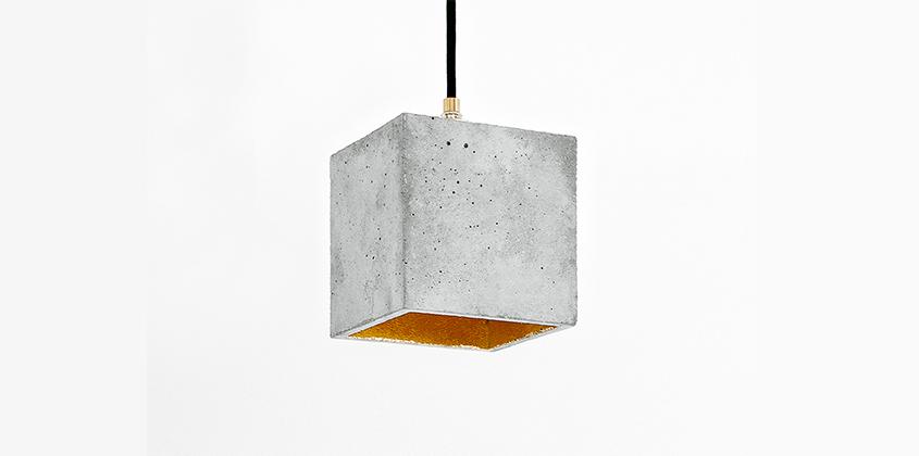 Boxo Pendant Light